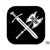 This image is the Battle Axe Media Logo.
