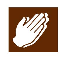 This image is the PowerPowerPrayerFire Icon.